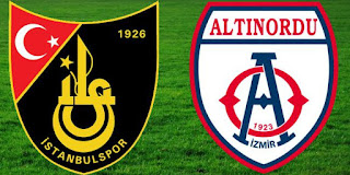 Altinordu - İstanbulspor Canli Maç İzle 08 Mart 2018