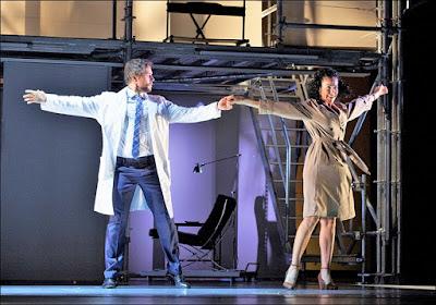 'Casi Normales' en el Teatro La Latina