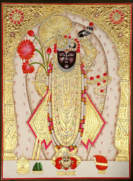 Shrinathji , Shrinathji Photos , Lord Shrinath ji