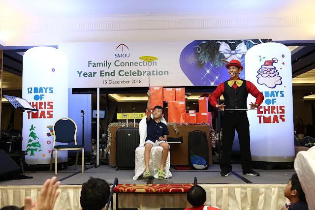 Children's Entertainer in Singapore