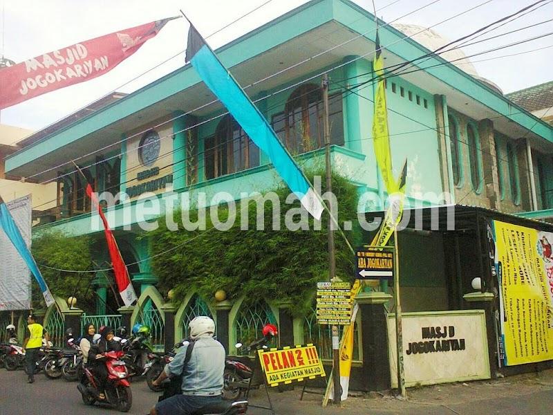 3 Masjid Favorit Berbuka Puasa di Yogyakarta 1436H