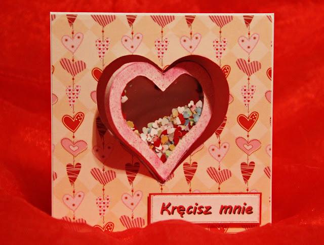 kartka miłosna, walentynka, Valentins day,
