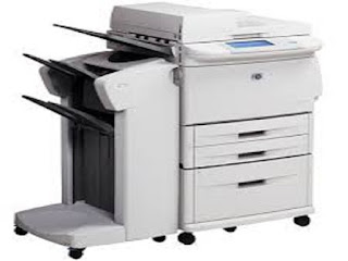 Picture HP LaserJet M9050 Printer