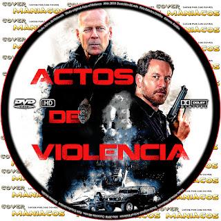 GALLETAACTOS DE VIOLENCIA - ACTS OF VIOLENCE 2018
