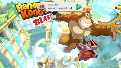 Banana Kong Blast Apk + Data Download