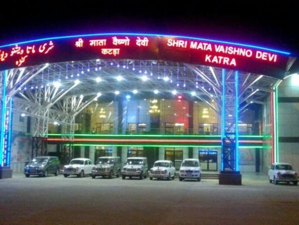 SMVDK Katra Railway Station
