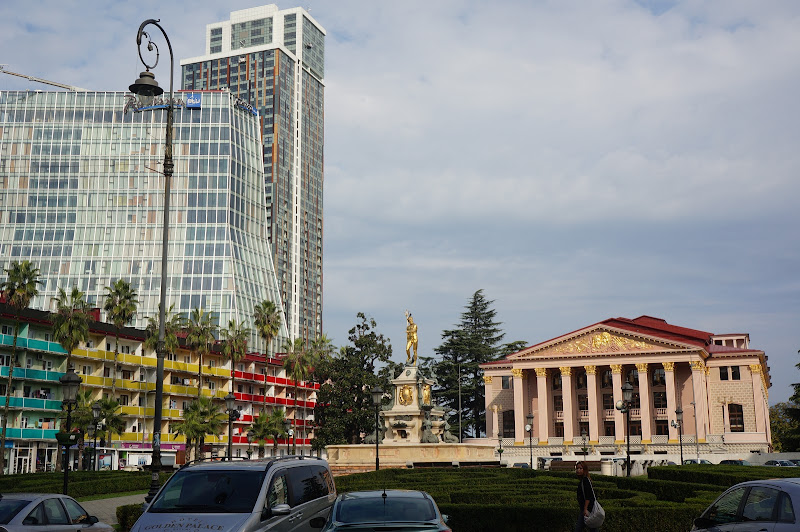 Invest in Real Estate, Buy or Rent a Flat in Batumi, Georgia