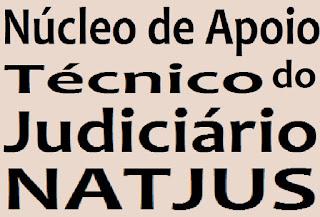Núcleo de Apoio Técnico do Judiciário – NATJUS