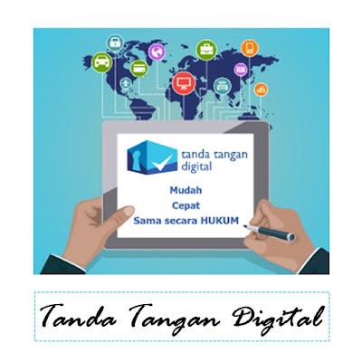 Mengenal Tanda Tangan Digital