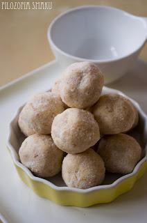 (Trufelki kokosowo-orzechowe