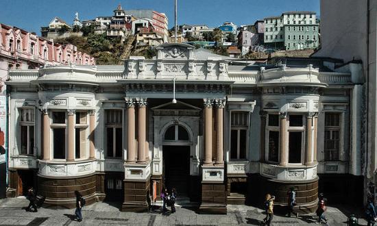 Dia 3 em Valparaíso