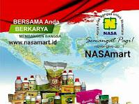 NASAmart Klaten,Distributor Produk Nasa Klaten Jawa Tengah Hubungi: 081233750366