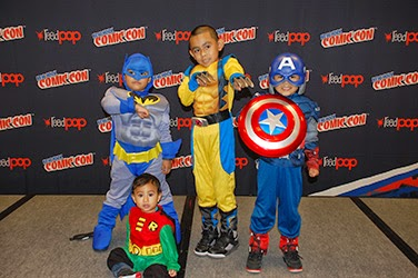 fun events for kids at NYCC