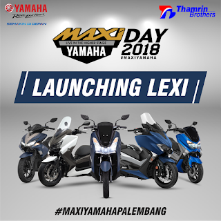 Launching Yamaha Lexi