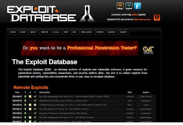 Penetration Testing : Crash Windows 7 Using Metasploit and