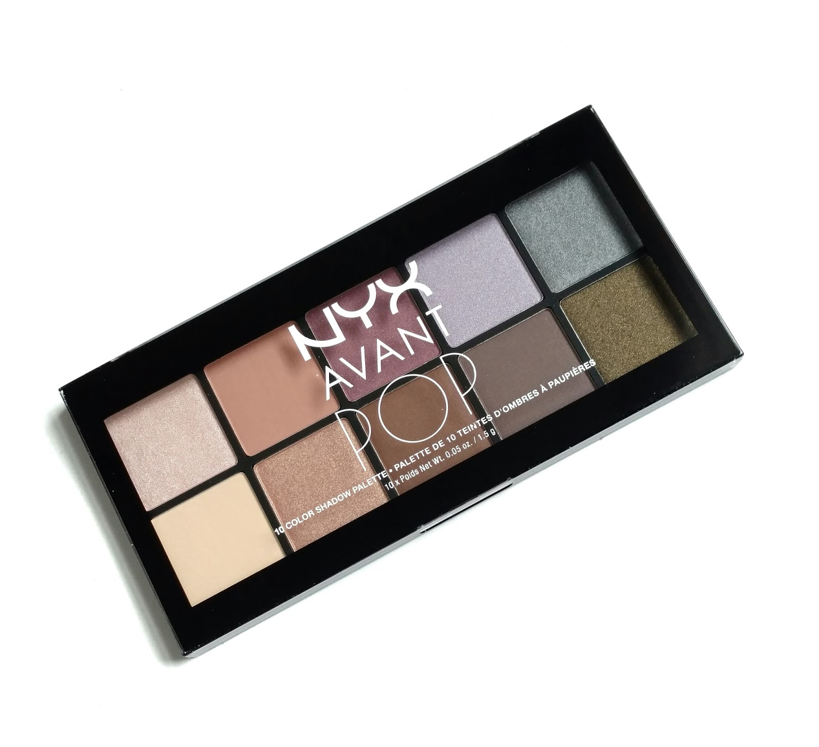 makeup review nyx eyeshadow makeup vidalondon. Black Bedroom Furniture Sets. Home Design Ideas