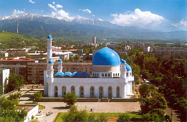 almata kazakistan