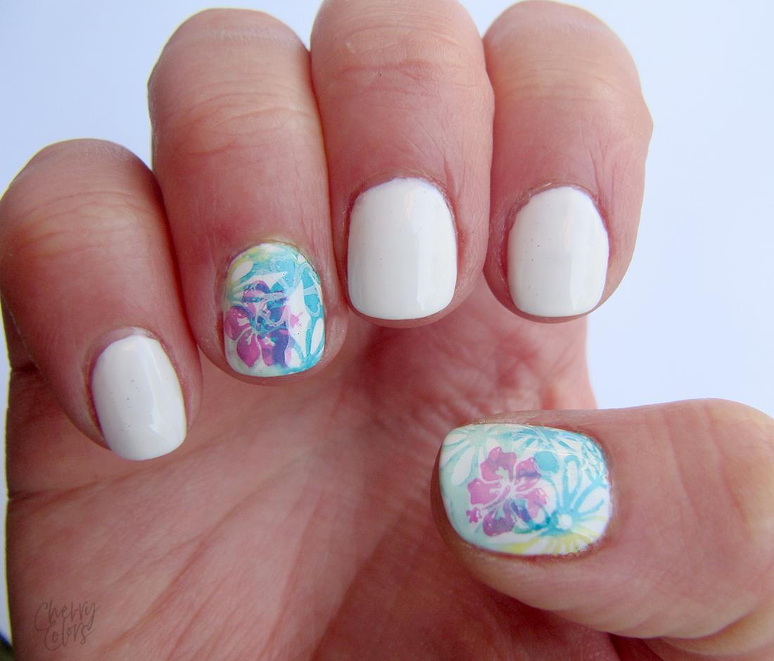 baija cosmetics manicure
