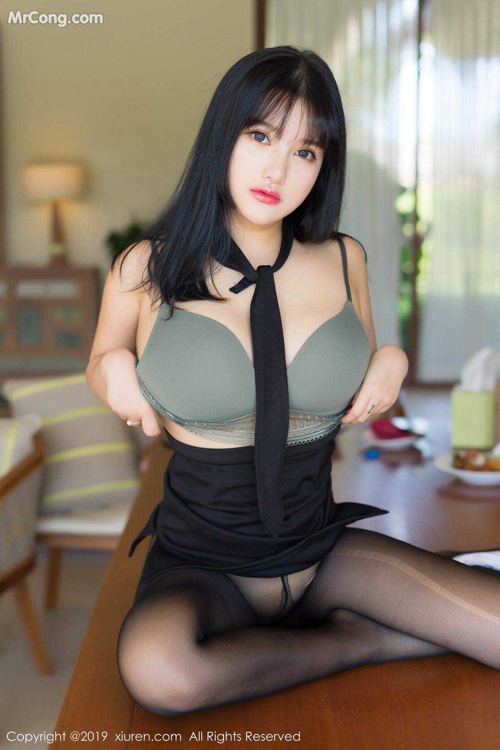 Image XIUREN-No.1653-Xiao-You-Nai-MrCong.com-043 in post XIUREN No.1653: Xiao You Nai (小尤奈) (54 ảnh)