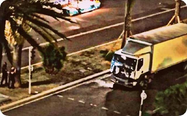73 Tewas, 100 Terluka dalam Serangan di Bastille Day Nice