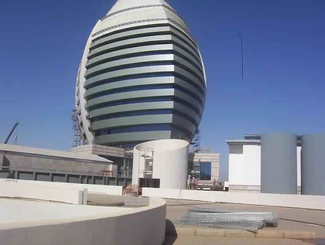 صور برج الفاتح من الخارج .