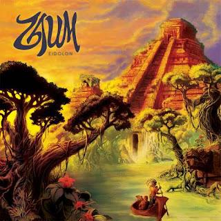 """Ακούστε το 21λεπτης διάρκειας τραγούδι των Zaum """"The Enlightenment"""""""