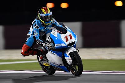 Hasil Lengkap Latihan Bebas 1 Moto3 Losail, Qatar 2016