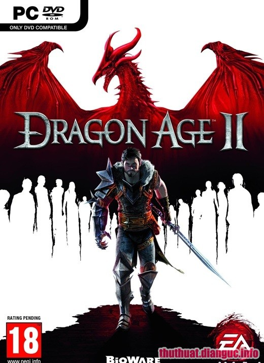 Download Game Dragon Age 2 - RELOADED Fshare