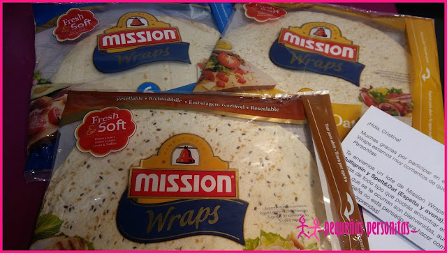 Mission Wraps, sello de calidad, Madresfera, wraps, huevos rotos con bacon, recetas, alimentacion,