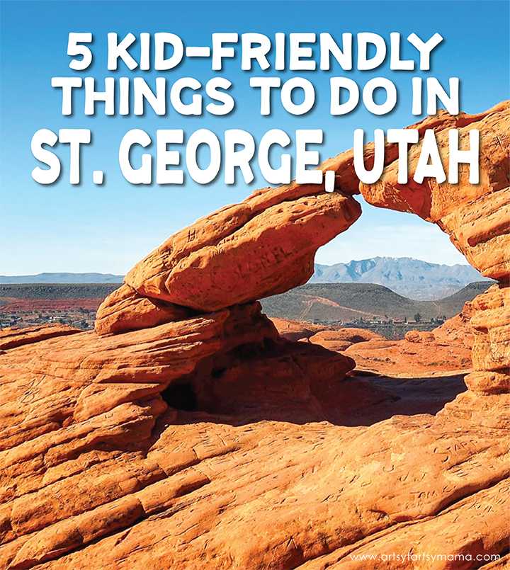 5 Kid-Friendly Things to Do in St. George, Utah