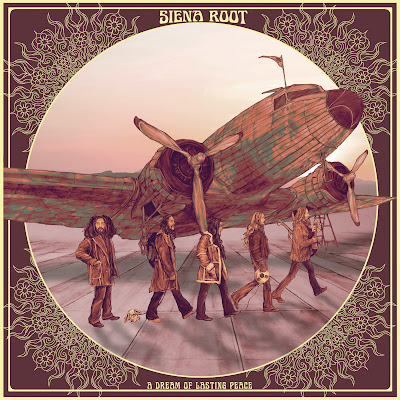 Album Review... Siena Root - A Dream of Lasting Peace
