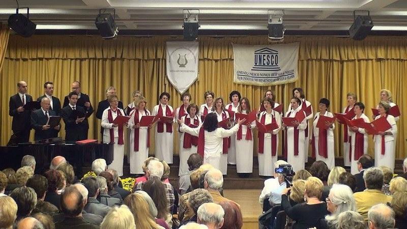 Αλεξανδρούπολη: Επετειακή συναυλία από την Χορωδία «Ηχοχρωμάτων» της Ιεράς Αρχιεπισκοπής Αθηνών