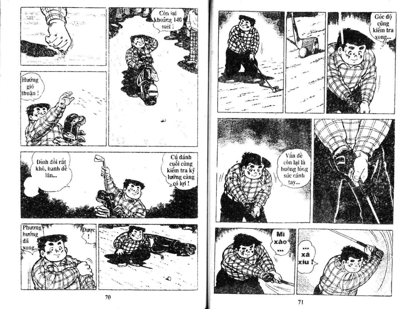 Ashita Tenki ni Naare chapter 7 trang 34