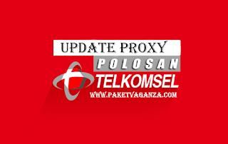 Kumpulan Proxy Telkomsel Polosan Terbaru Oktober 2018