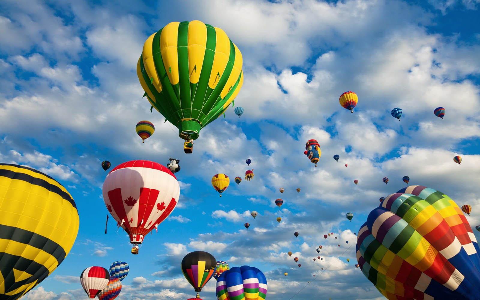 Mewarnai Gambar Balon Udara  Mewarnai Gambar