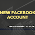 How to Open New Facebook account on Chrome