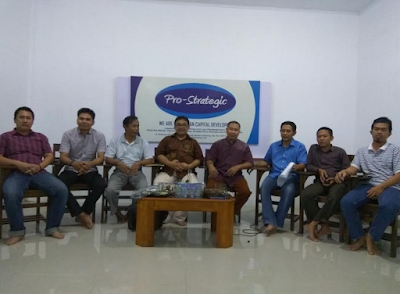 "Diskusi Pro-Strategic Foundation ""Ragam Perspektif Pilkada Lampung"""