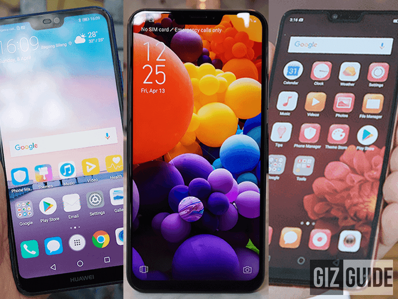 List of the best mid-range smartphones in the Philippines (Q2 2018)