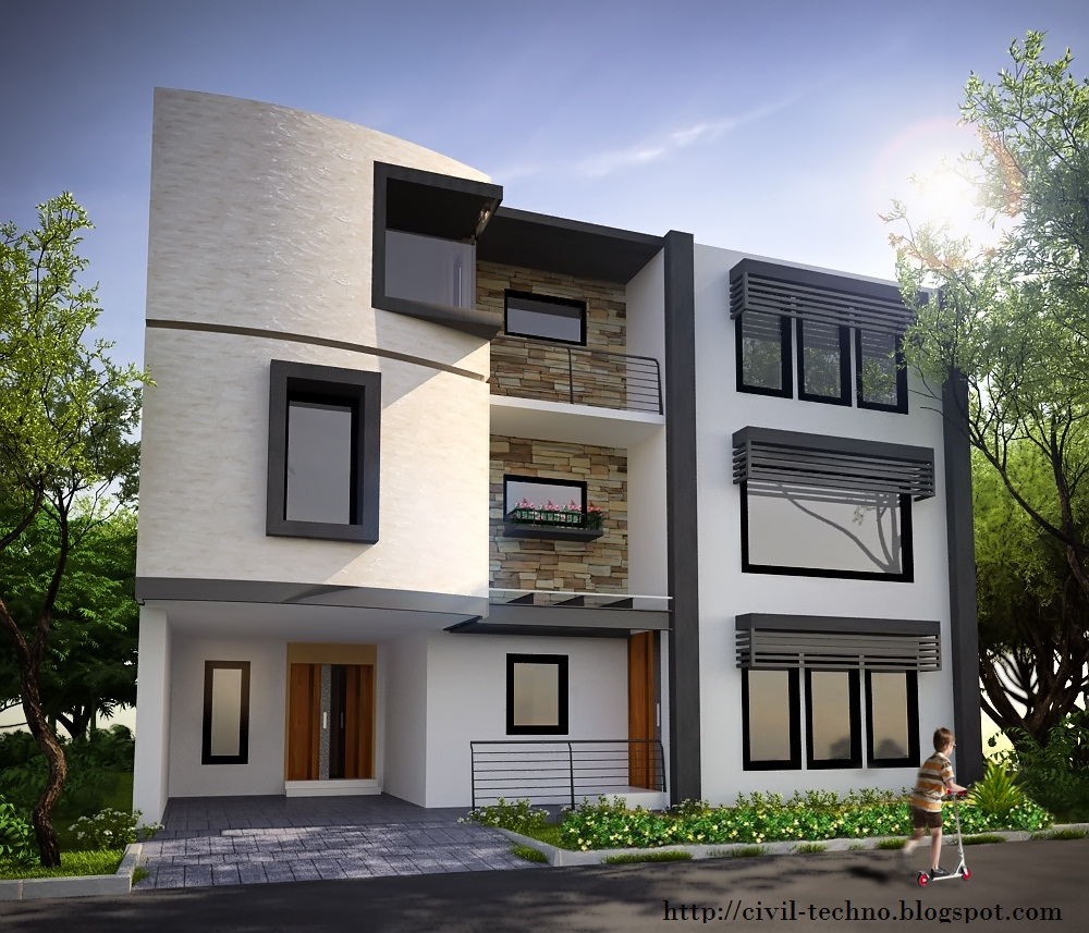 N Home Front Elevation : Home plans in pakistan decor architect designer