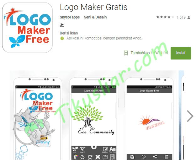Aplikasi Pembuat Logo Terbaik untuk Android dan iOS