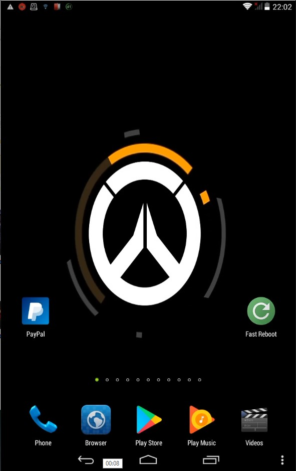 Overwatch Logo Live Wallpaper For Android And Ios Free