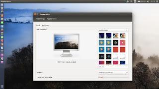 Cara Mengubah Ukuran Icon di Ubuntu
