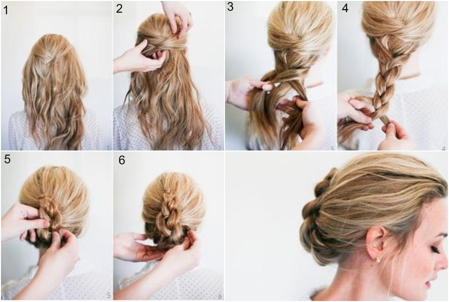 Style Rambut Pendek Di Indonesia 10 Style Sanggul Rambut Yang Simpel Dan Mudah Untuk