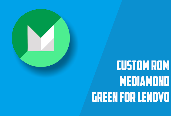 ROM Mediamod Green V5 For Lenovo A316I Jelly Bean