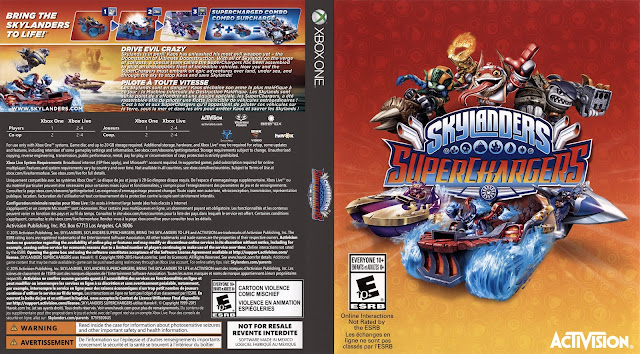 Skylanders: SuperChargers Xbox One