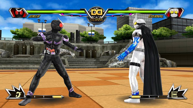 Climax Heroes Wizard Kamen Rider Fight