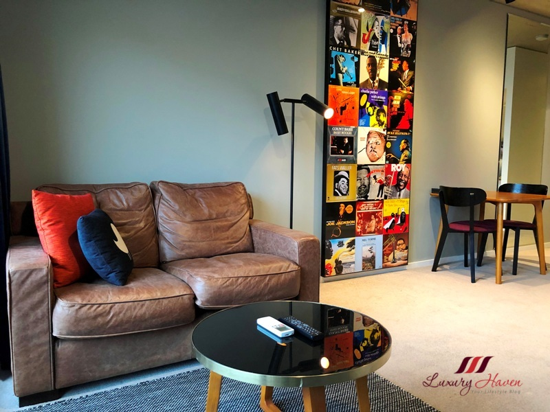 jazz corner hotel one bedroom view apartment review