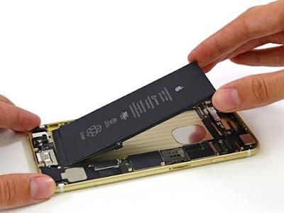 Những tín hiệu hỏng pin của iPhone 6s