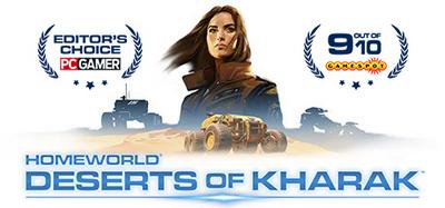 Homeworld Deserts of Kharak v1.3-RELOADED