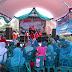 SMKN I Banyusari Menampilkan Tari Jaipong di Acara HUT PGRI.